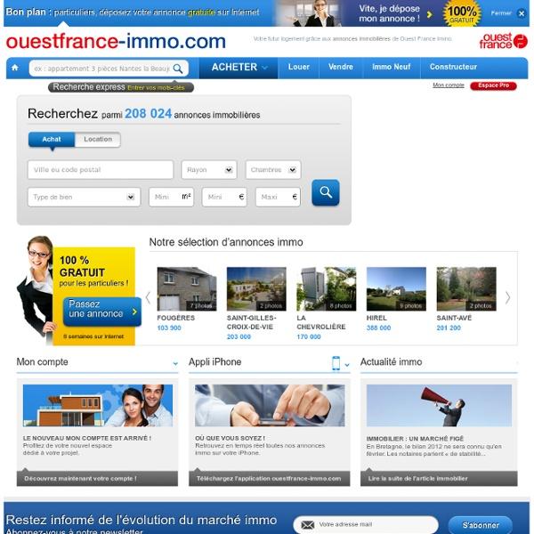 Location maison chartres de bretagne 1020 tri prix for Location maison chartres de bretagne
