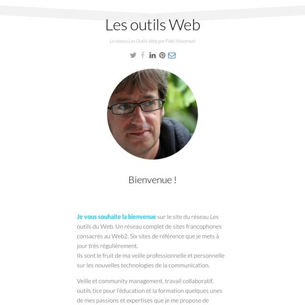 Les outils Web – Le réseau Les Outils Web par Fidel Navamuel