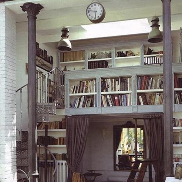 Overhead-wall-bookshelves.jpg (JPEG Image, 468x600 pixels)
