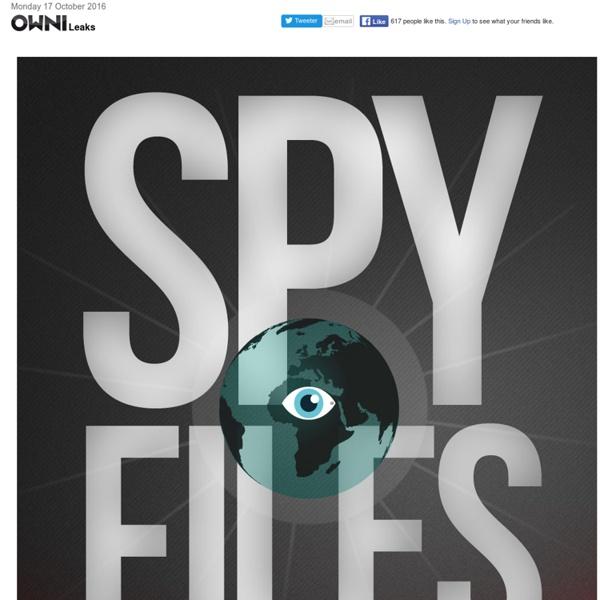 OWNI, Leaks » Wikileaks