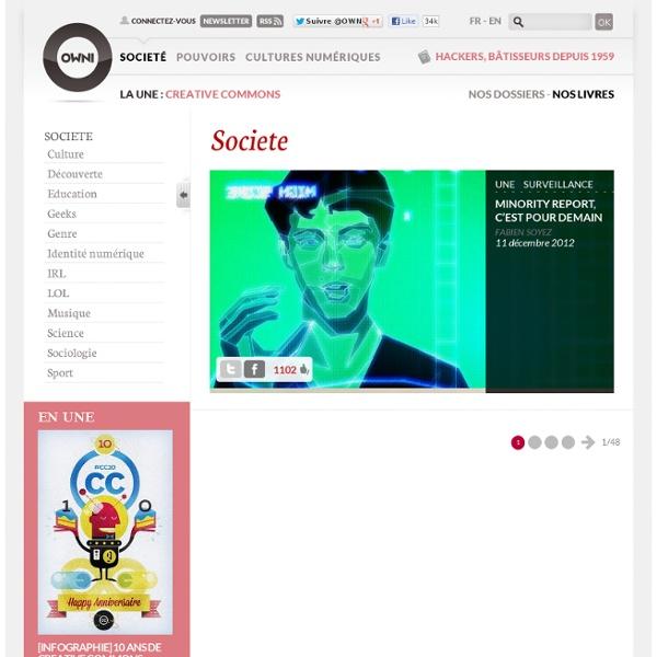 News, Augmented » societe