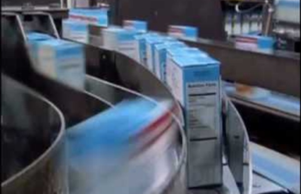Film: QUAND LE PACKAGING S'EMBALLE...