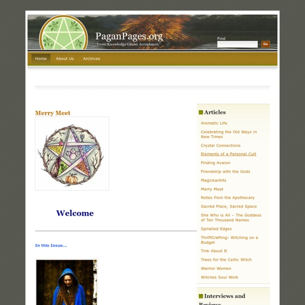 PaganPages.org