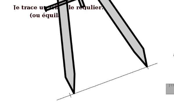 Équilatéral