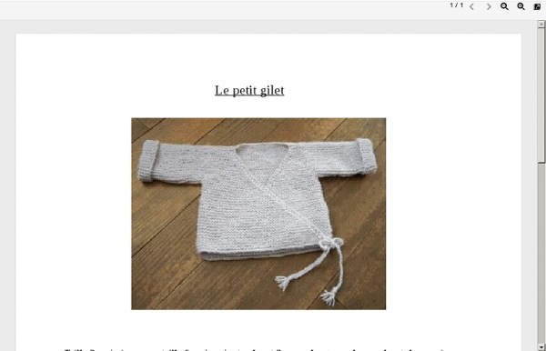 Petit-gilet
