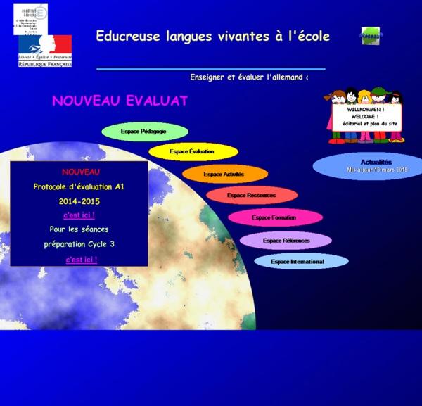 Page d'accueil Educreuse