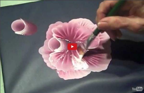 Paint a Rose