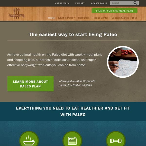 Making the Paleo Diet Easier