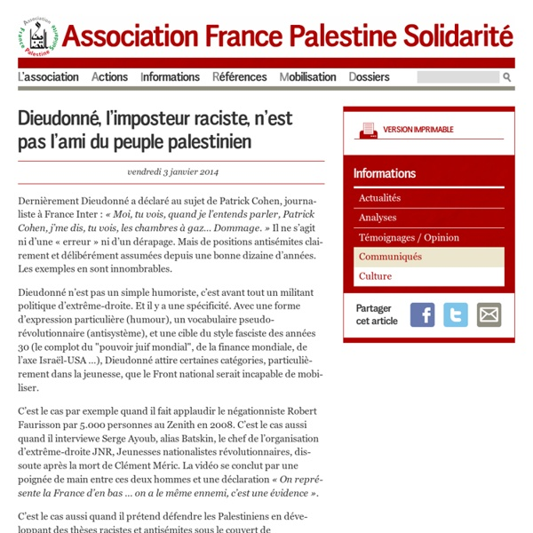 Association France Palestine Solidarité