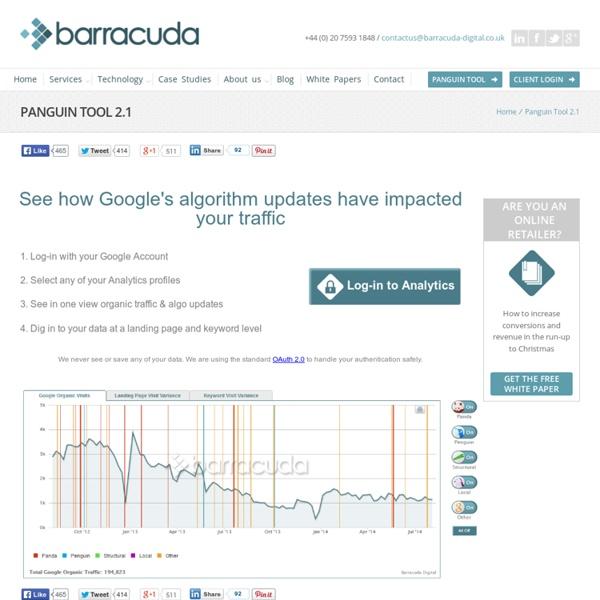 Technology by Barracuda Digital