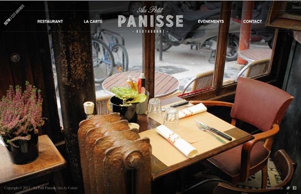 Au petit panisse – Restaurant