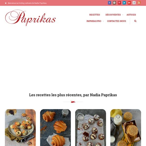 Paprikas - Cuisine d'ici et d'ailleurs