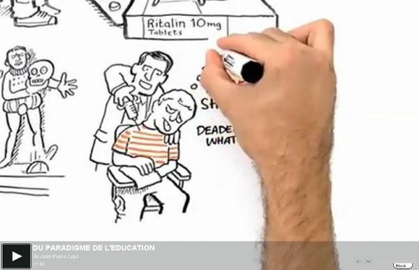 DU PARADIGME DE L'EDUCATION - une vidéo Expression Libre