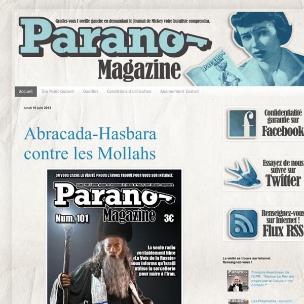 Parano Magazine
