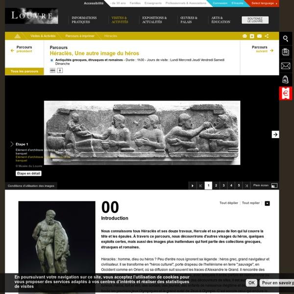 Héraclès – Une autre image du héros