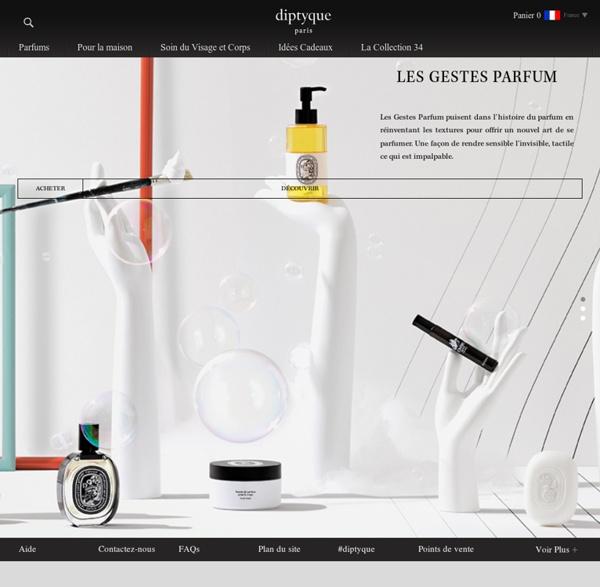 Parfumeur parisien depuis 1961