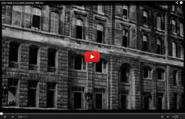 Paris brûle t-il (is paris burning) 1966.avi