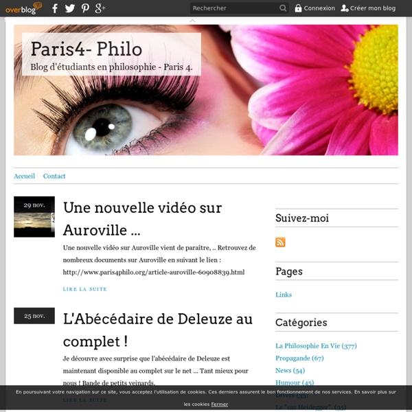 Paris4- Philo