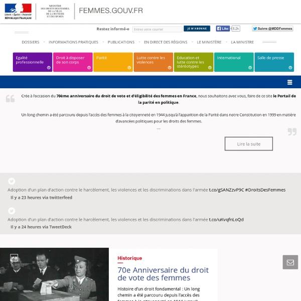 Parite.femmes.gouv.fr