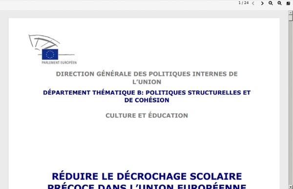 Www.education.gouv.fr/archives/2012/refondonslecole/wp-content/uploads/2012/07/etude_du_parlement_europeen_reduire_le_decrochage_scolaire_precoce_dans_l_ue_juin_2011.pdf