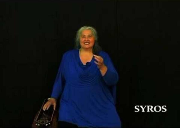 Paroles de conteurs : Catherine ZARCATE