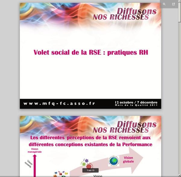 Informations RSE (pdf)