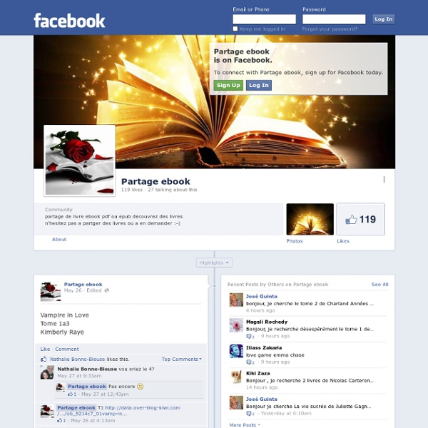 ebook partage