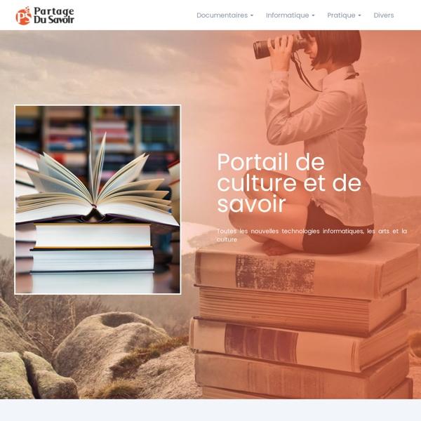 Encyclopédie du Tutoriels et Films Documentaires