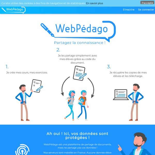 EPI - Portail Web pédago