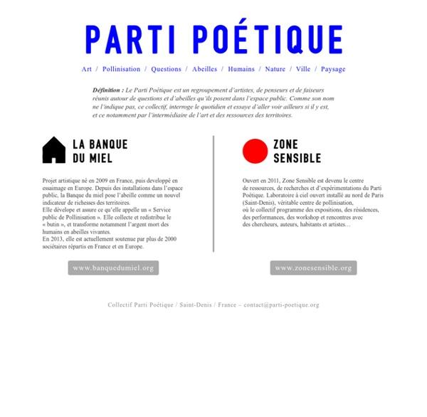 Parti Poétique