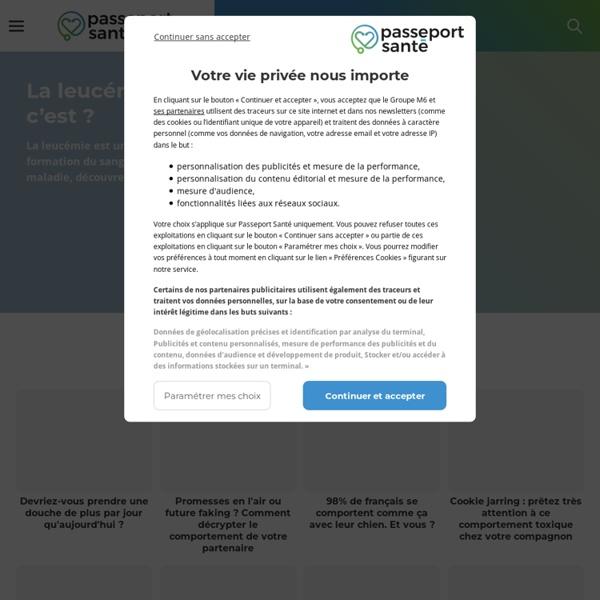 PasseportSanté.net : Information Santé - Alimentation - Exercice - Gestion du stress