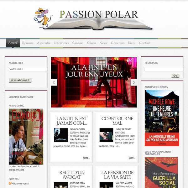 Passion Polar