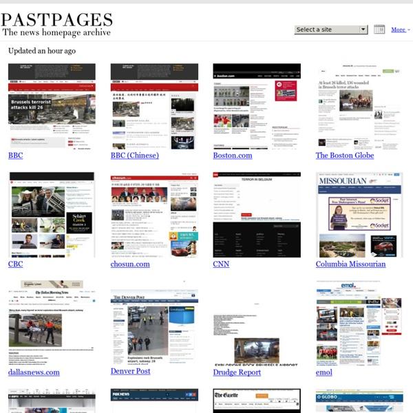 PastPages