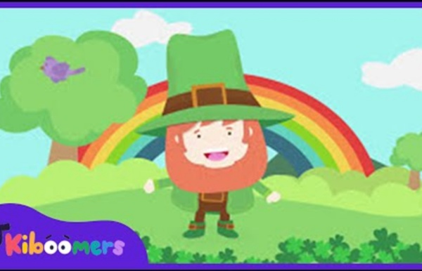 St. Patrick's Day Song for Kids