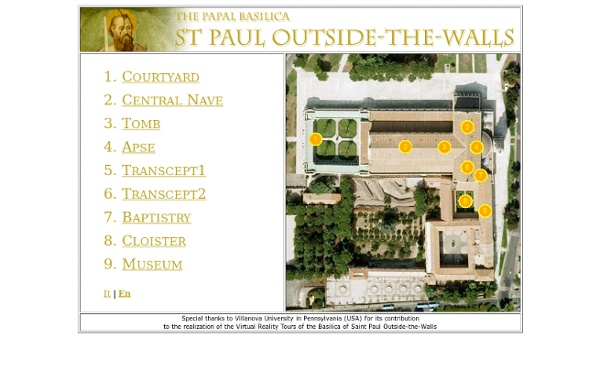 St. Paul Outside-The-Walls - VR Tours