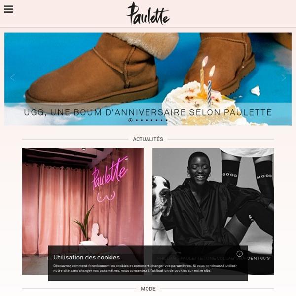 Paulette Magazine - Le féminin 100% participatif
