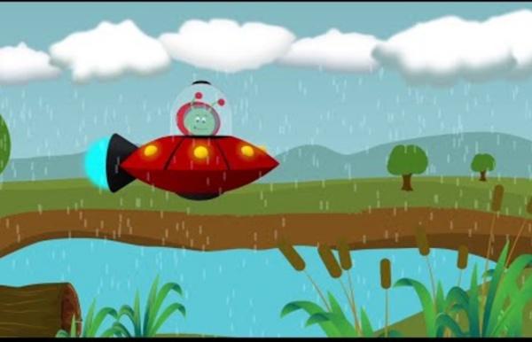 Paxi - Le cycle de l'eau