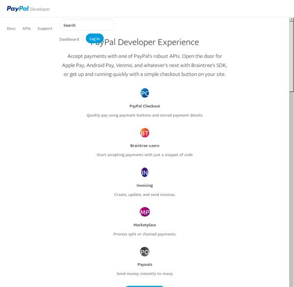PayPal Developer