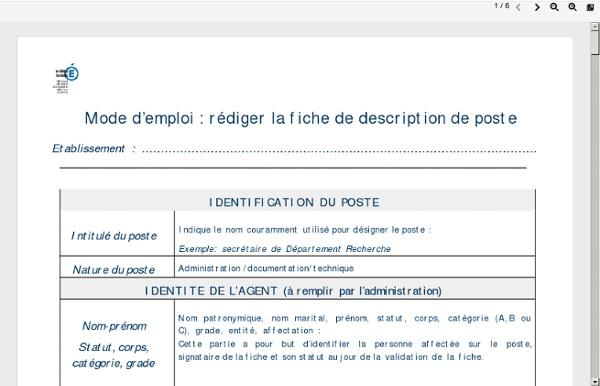 Www.ac-bordeaux.fr/fileadmin/Fichiers/Emplois/PDF/ModeEmploiFicheDePoste