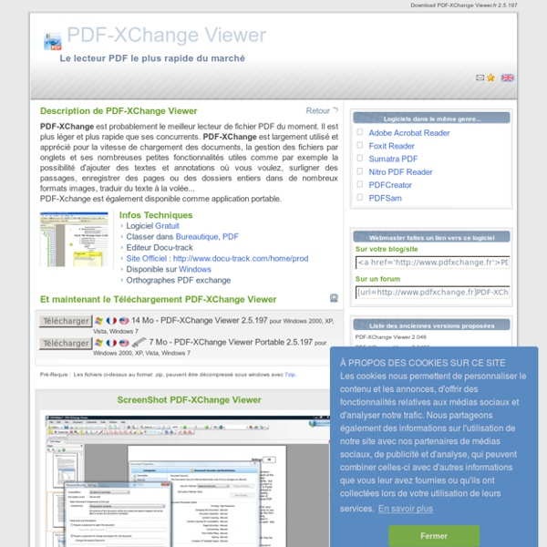 PDF-XChange Viewer.fr