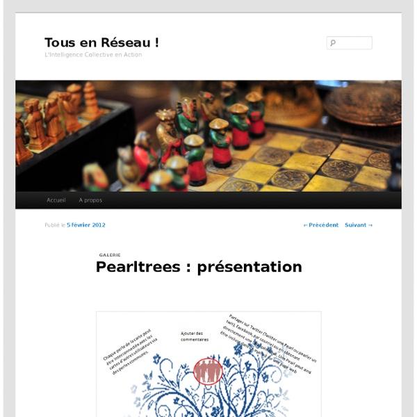 Pearltrees : présentation