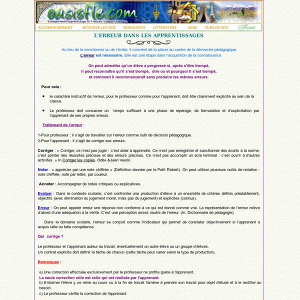 Www.oasisfle.com/documents/pedagogie_de_l'erreur.htm