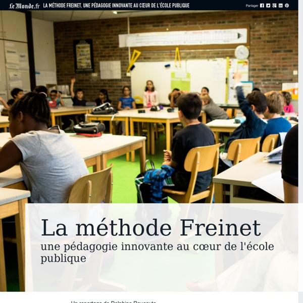 La méthode Freinet, une pédagogie innovante au cœur de l'école publique