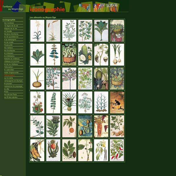 Dossier pédagogique - L'enfance au Moyen Âge - Iconographie