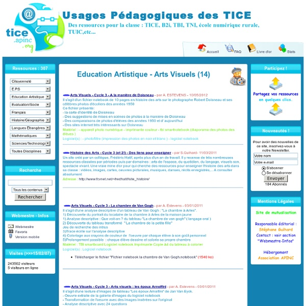 Education Artistique - Arts Visuels (14)