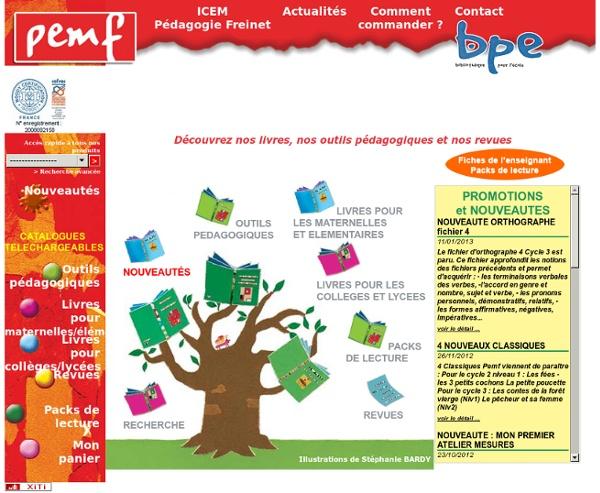 Editions PEMF