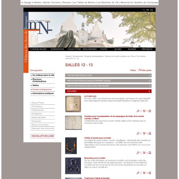 Musée de Nantes - dossier péda