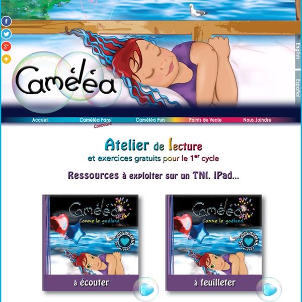 Caméléa I Atelier pour les écoles