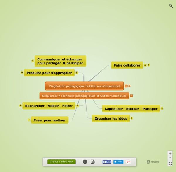 Séquences pédagogiques et Outils numériques