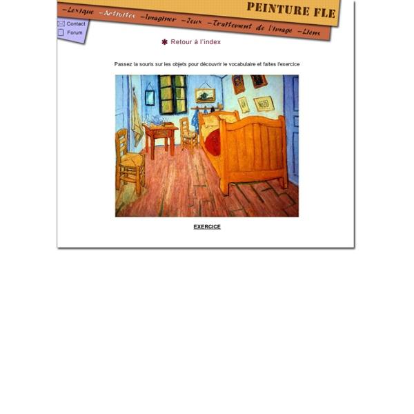 Exercice sur les prépositions de lieu - Learn french
